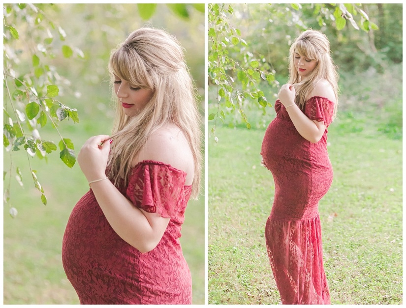 Jamie Adams Maternity